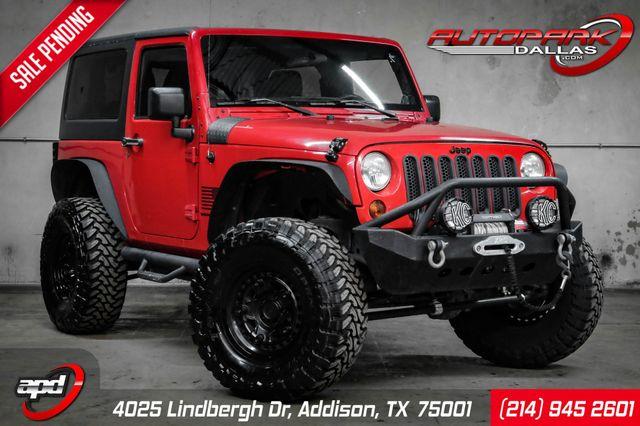 2012 Jeep Wrangler Sport w/ MANY Upgrades