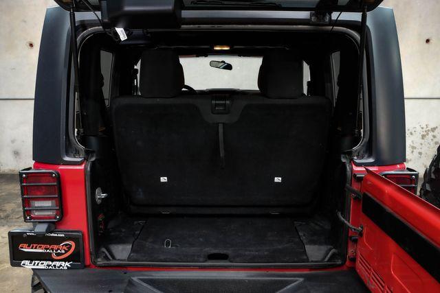 2012 Jeep Wrangler Sport w/ MANY Upgrades in Addison, TX 75001
