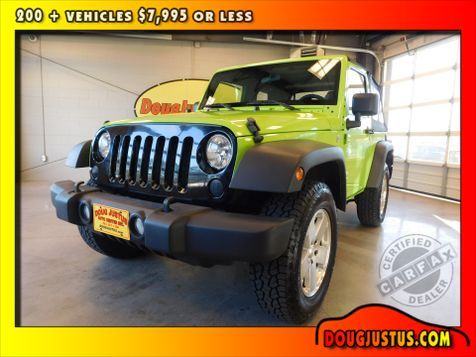 2012 Jeep Wrangler Sport in Airport Motor Mile ( Metro Knoxville ), TN