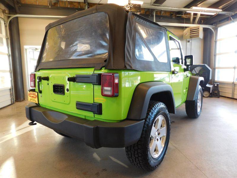 2012 Jeep Wrangler Sport  city TN  Doug Justus Auto Center Inc  in Airport Motor Mile ( Metro Knoxville ), TN