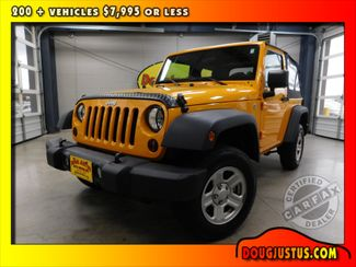 2012 Jeep Wrangler Sport in Airport Motor Mile ( Metro Knoxville ), TN 37777