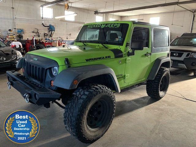 2012 Jeep Wrangler Sport in Bentleyville, Pennsylvania 15314