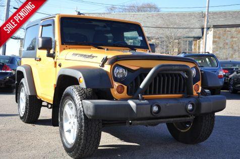 2012 Jeep Wrangler Sport in Braintree