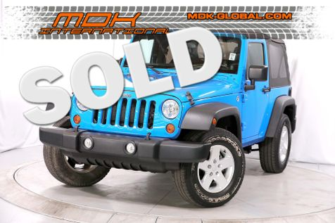 2012 Jeep Wrangler Sport - Auto - Only 31K miles in Los Angeles