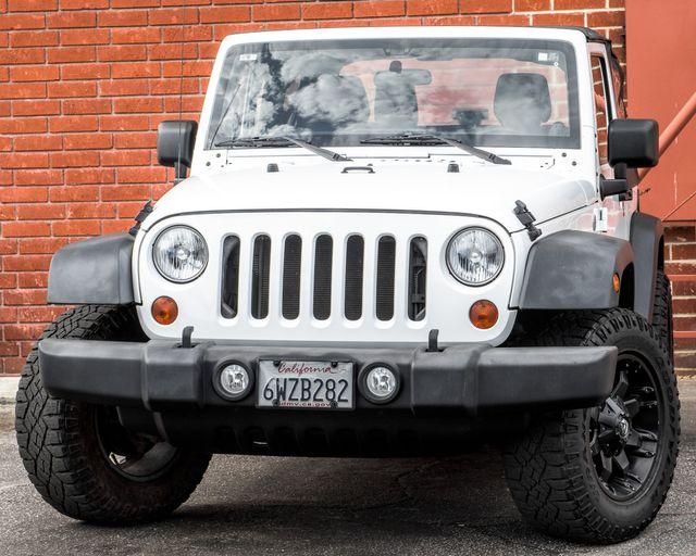 2012 Jeep Wrangler Sport Burbank, CA 0