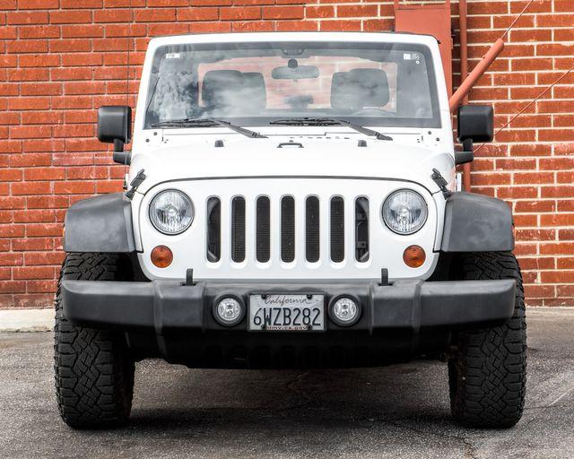 2012 Jeep Wrangler Sport Burbank, CA 1