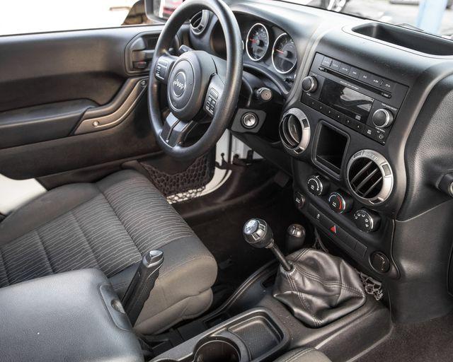 2012 Jeep Wrangler Sport Burbank, CA 11