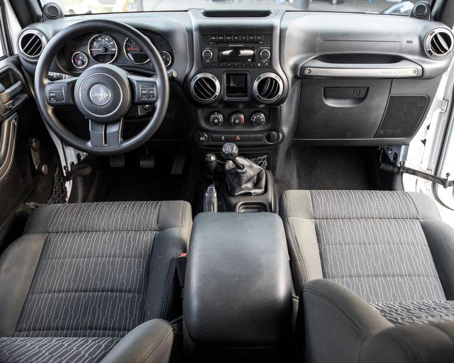 2012 Jeep Wrangler Sport Burbank, CA 12