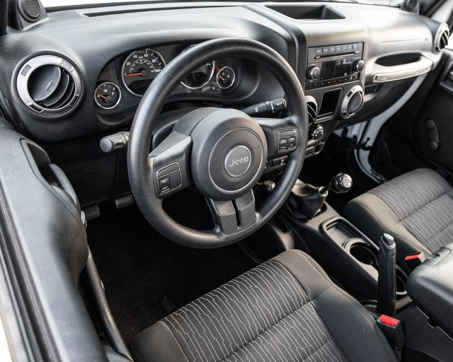 2012 Jeep Wrangler Sport Burbank, CA 13