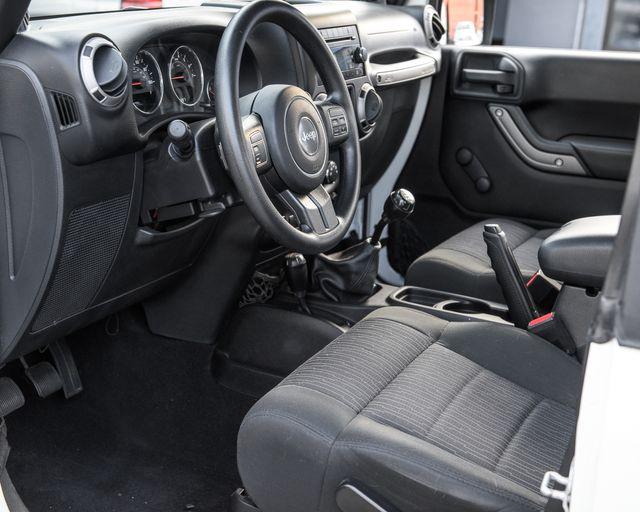 2012 Jeep Wrangler Sport Burbank, CA 15
