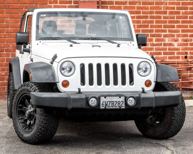 2012 Jeep Wrangler Sport Burbank, CA 2