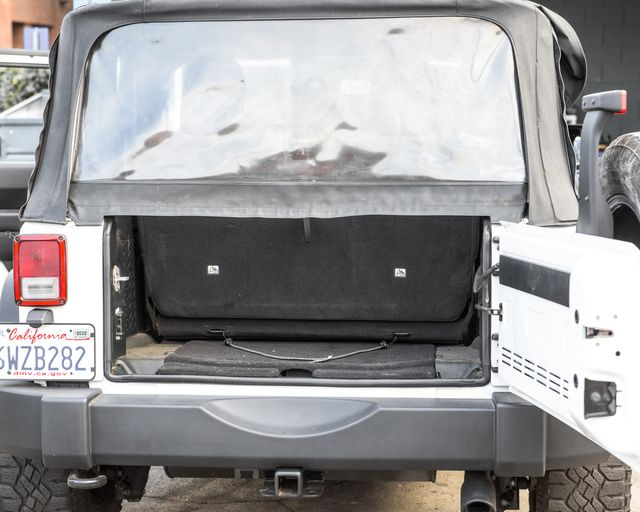2012 Jeep Wrangler Sport Burbank, CA 21
