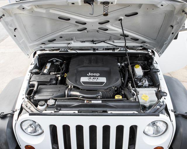 2012 Jeep Wrangler Sport Burbank, CA 22