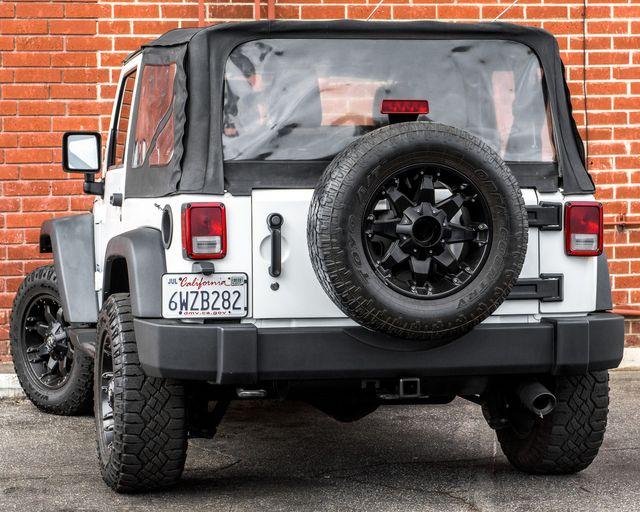 2012 Jeep Wrangler Sport Burbank, CA 5