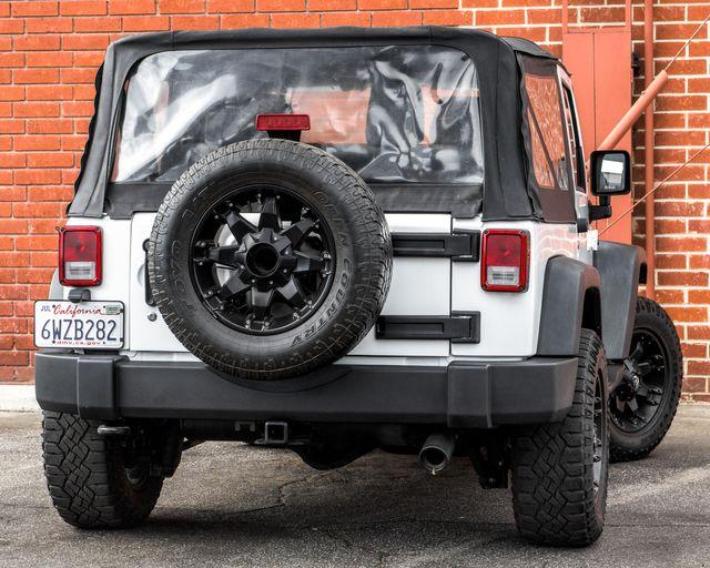 2012 Jeep Wrangler Sport Burbank, CA 7