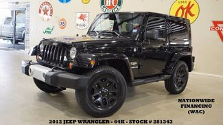 2012 Jeep Wrangler Sahara in Carrollton, TX 75006