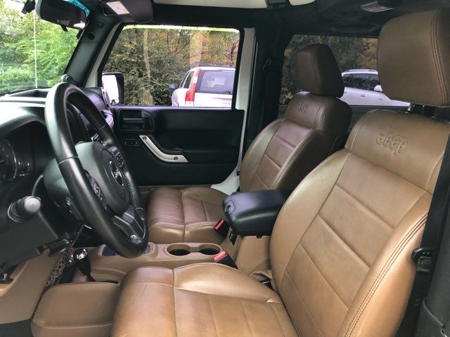 2012 Jeep Wrangler Sahara 4X4 Heated Seats in Carrollton, TX 75006