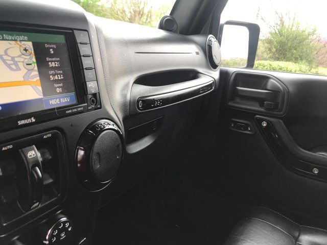 2012 Jeep Wrangler Unlimited Sahara ONE OWNER in Carrollton, TX 75006
