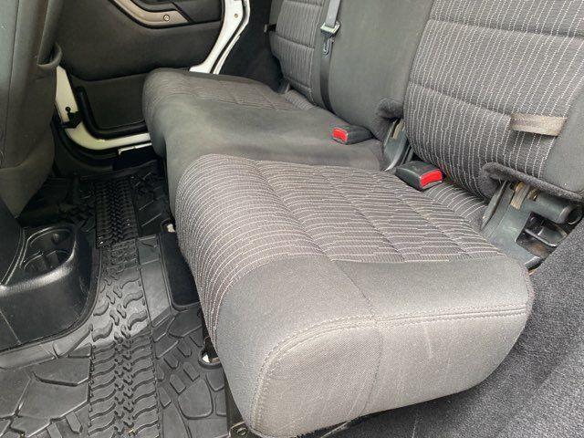 2012 Jeep Wrangler Unlimited Sport in Carrollton, TX 75006