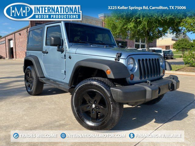 2012 Jeep Wrangler Sport in Carrollton, TX 75006