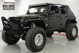 2012 Jeep WRANGLER RUBICON FULLY LOADED OVER THE TOP BUILD  | Denver, CO | Worldwide Vintage Autos in Denver CO