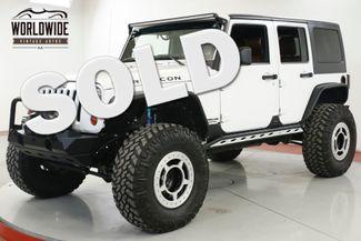 2012 Jeep WRANGLER OFF ROAD READY POISON SPIDER KING SHOCKS    Denver, CO   Worldwide Vintage Autos in Denver CO