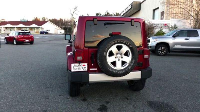 2012 Jeep Wrangler Sahara  in Bangor, ME