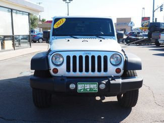 2012 Jeep Wrangler Sport Englewood, CO 1