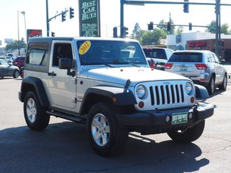 2012 Jeep Wrangler Sport Englewood, CO 2