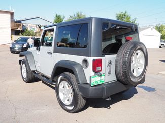 2012 Jeep Wrangler Sport Englewood, CO 7