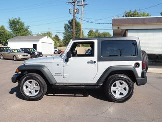 2012 Jeep Wrangler Sport Englewood, CO 8