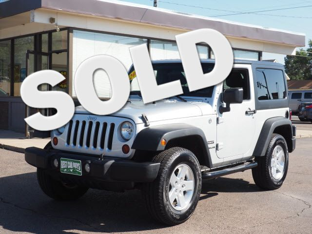 2012 Jeep Wrangler Sport Englewood, CO