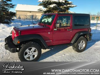 2012 Jeep Wrangler Rubicon Farmington, MN