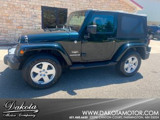 2012 Jeep Wrangler Sahara Farmington, MN
