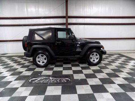 2012 Jeep Wrangler Sport - Ledet's Auto Sales Gonzales_state_zip in Gonzales, Louisiana