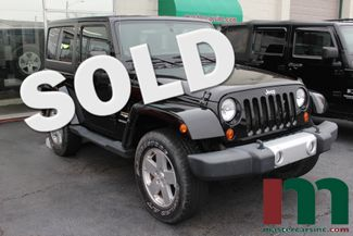 2012 Jeep Wrangler Sahara | Granite City, Illinois | MasterCars Company Inc. in Granite City Illinois