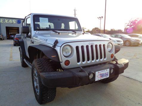 2012 Jeep Wrangler Sport in Houston