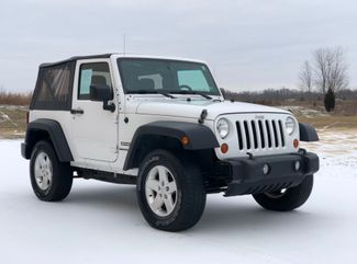 2012 Jeep Wrangler Sport in Jackson, MO 63755