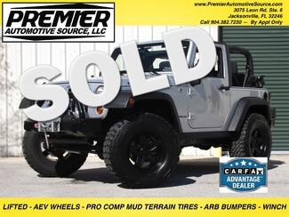 2012 Jeep Wrangler Rubicon in Jacksonville , FL 32246