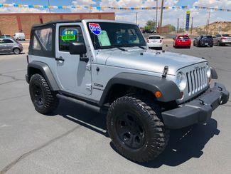 2012 Jeep Wrangler Sport in Kingman Arizona, 86401