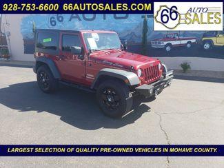 2012 Jeep Wrangler Sport in Kingman, Arizona 86401