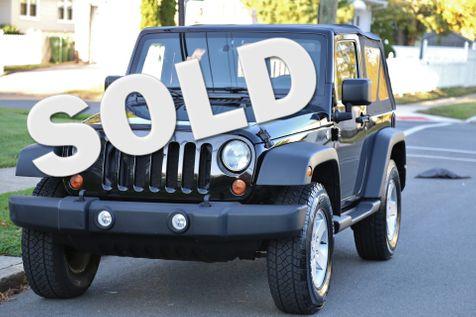 2012 Jeep Wrangler Sport in