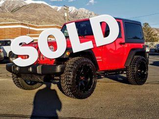2012 Jeep Wrangler Sport LINDON, UT