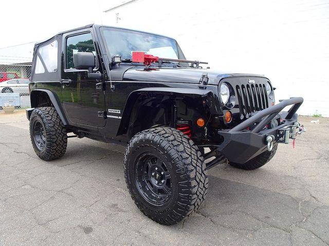 2012 Jeep Wrangler Sport Madison, NC 1