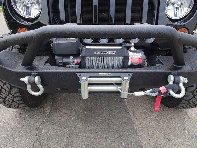 2012 Jeep Wrangler Sport Madison, NC 10