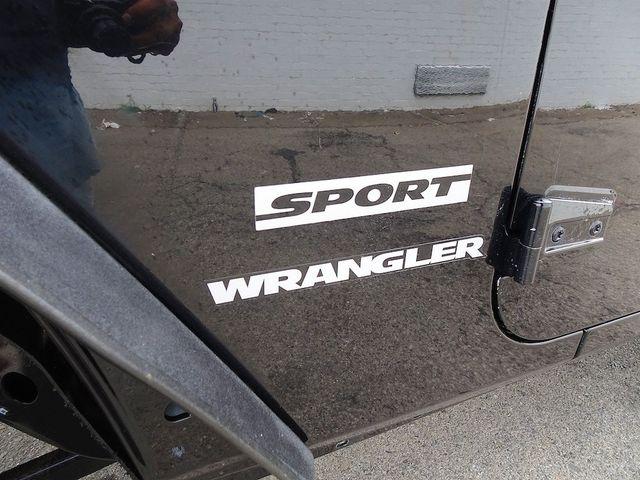2012 Jeep Wrangler Sport Madison, NC 16