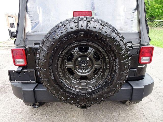 2012 Jeep Wrangler Sport Madison, NC 17