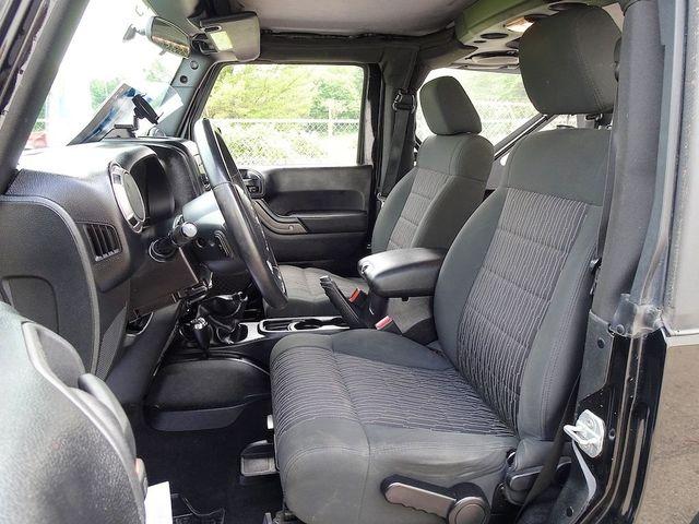2012 Jeep Wrangler Sport Madison, NC 29