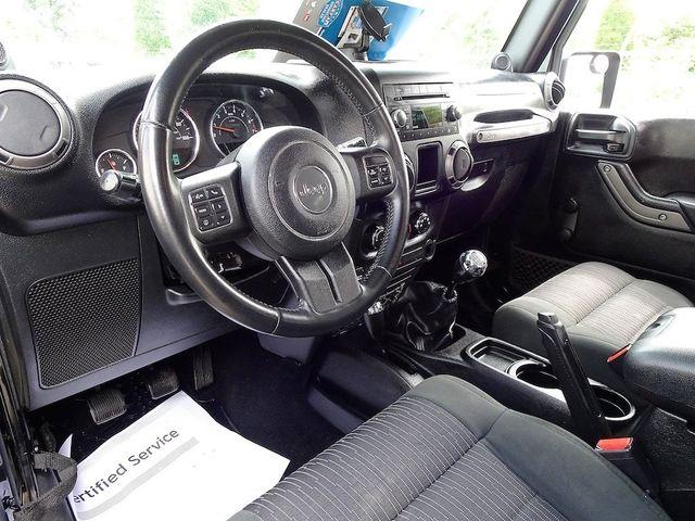 2012 Jeep Wrangler Sport Madison, NC 33