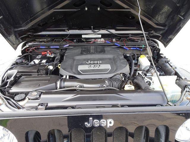 2012 Jeep Wrangler Sport Madison, NC 38